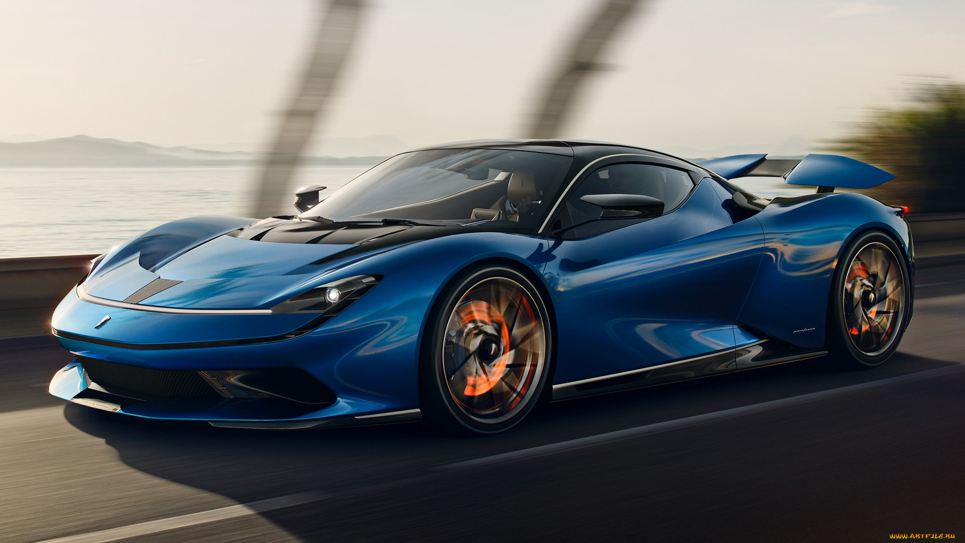 pininfarina battista iconica 2020, автомобили, pininfarina, battista, iconica, 2020
